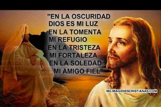 Imágenes Cristianas con frases de Jesús