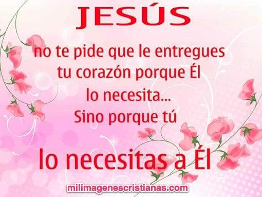 imagenes cristianas de necesito a jesus