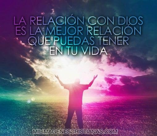 Tengo Una Relacion Con Dios tu Relación Con Dios