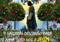 Imágenes cristianas: Ven a Jesús