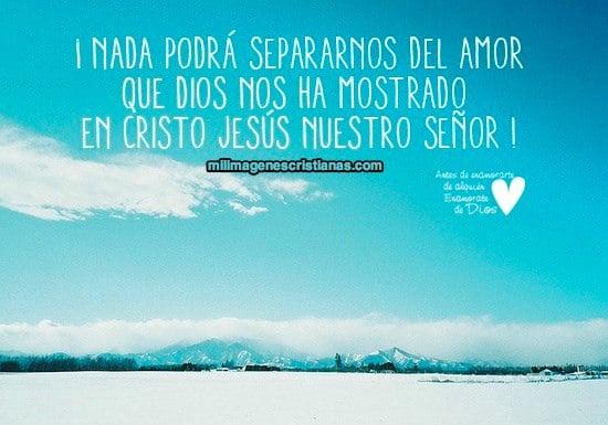 Imagenes Cristianas Con Frases Sobre El Amor De Dios