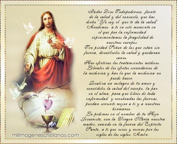 imagenes cristianas oracion al padrenuestro