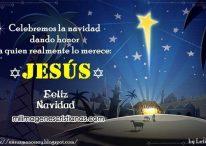 Imágenes cristianas: Celebremos la Navidad con Jesús