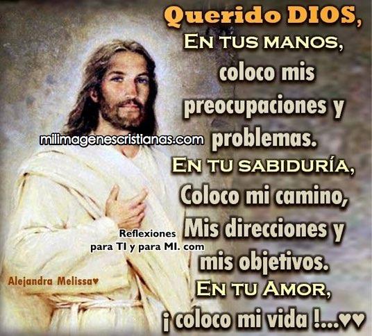 imagenes cristianas querido dios