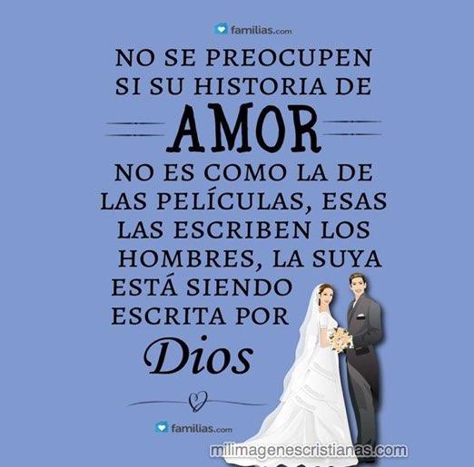 El Matrimonio La Biblia : Imágenes cristianas con frases sobre el amor